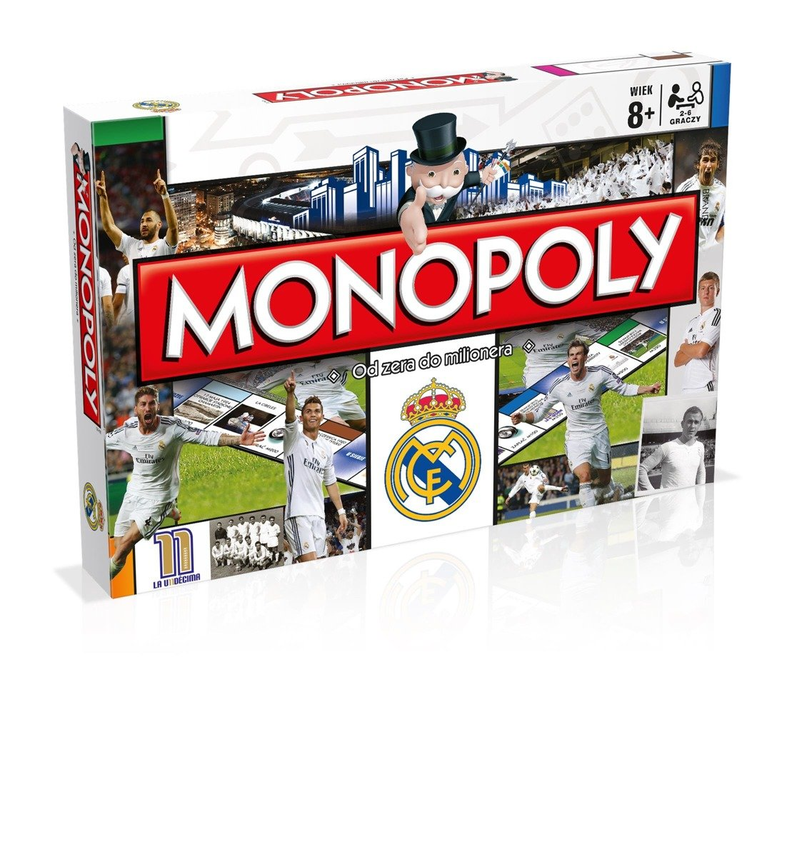 GRA MONOPOLY Real Madryt