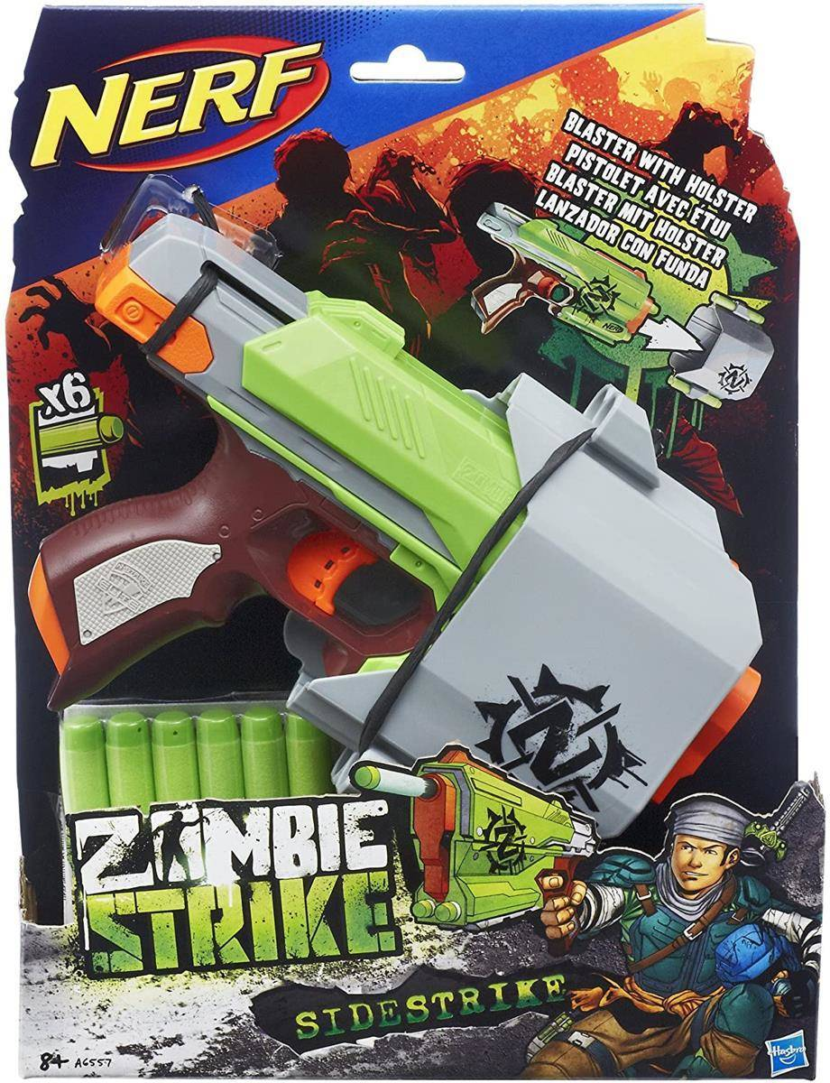 NERF N-Strike Zombie Side Strike